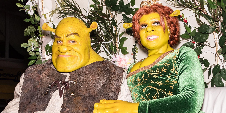 Heidi Klum's 2018 Halloween Costume Was Fiona from 'Shrek'