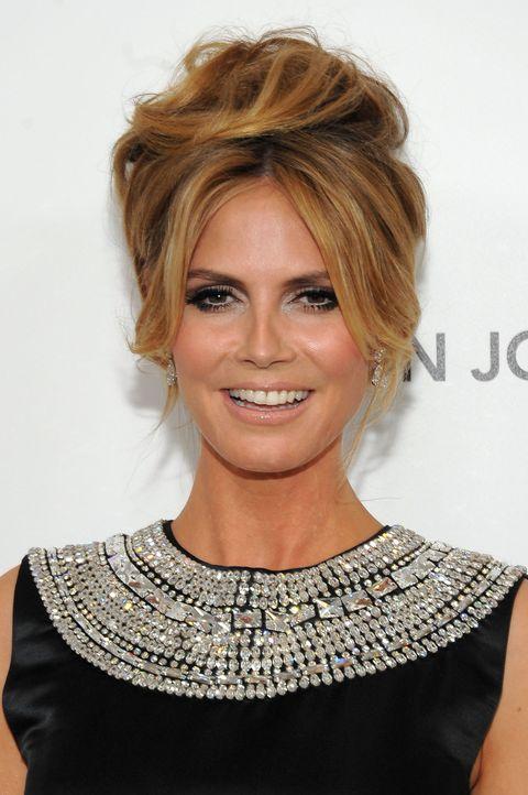 35 Easy Updo Hairstyles Elegant Updos Inspired By Celebrities