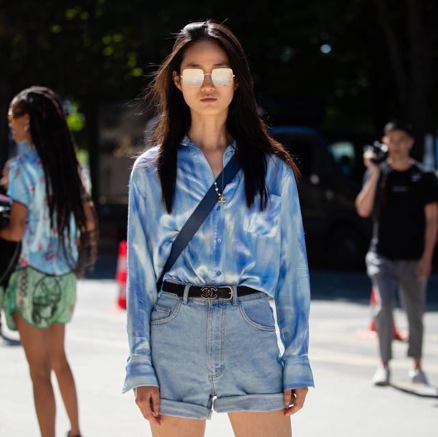street style  paris fashion week   menswear springsummer 2020  day five