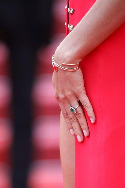 'Sorry Angel (Plaire, Aimer Et Courir Vite)' Red Carpet Arrivals - The 71st Annual Cannes Film Festival