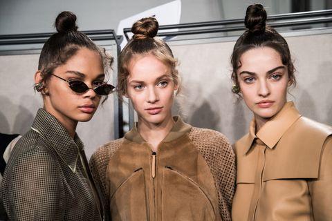 Fendi - Backstage - Milan Fashion Week Spring/Summer 2019