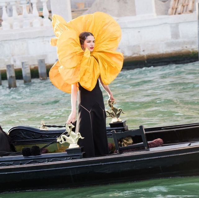 celebrity sightings during the dolce gabbana alta moda in venice
