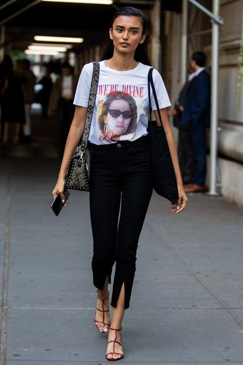 street style   new york fashion week september 2019   day 7