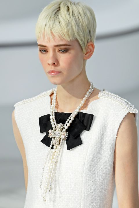 chanel  runway   paris fashion week womenswear fallwinter 20202021