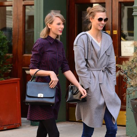 Celebrity Sightings In New York City - April 03, 2014