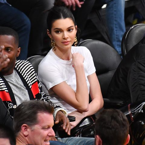 kylie dating history