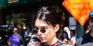 Kendall Jenner en New York City