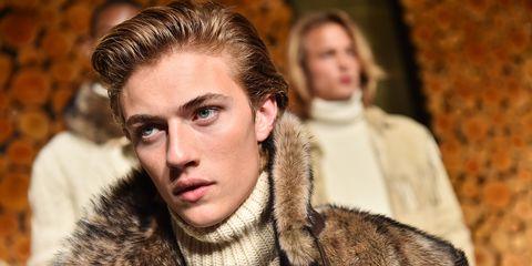 Ralph Lauren Purple Label - Presentation - Milan Men's Fashion Week FW16