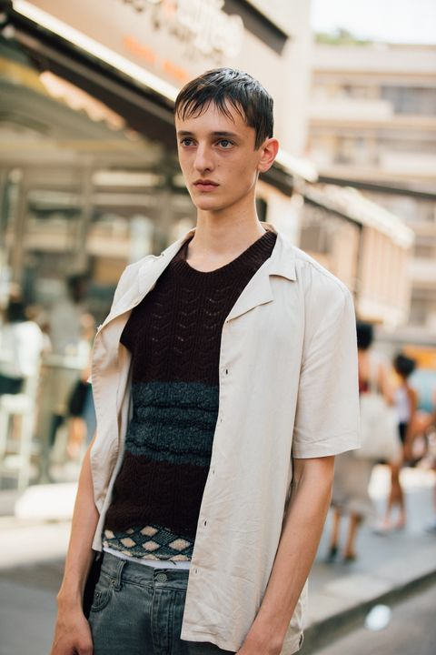 Street Style: June 16 - Milan Men's Fashion Week Spring/Summer 2019