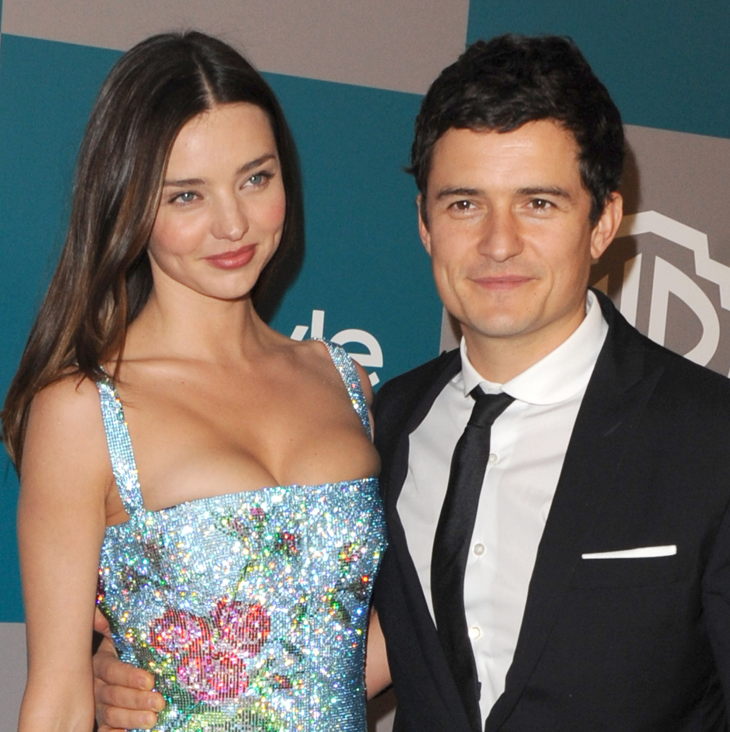 Orlando Bloom and Miranda Kerr Orlando and Miranda were quite possibly the world's most gorgeous couple when they got together in 2007. The couple got engaged and married in 2010, and welcomed their son Flynn in early 2011.