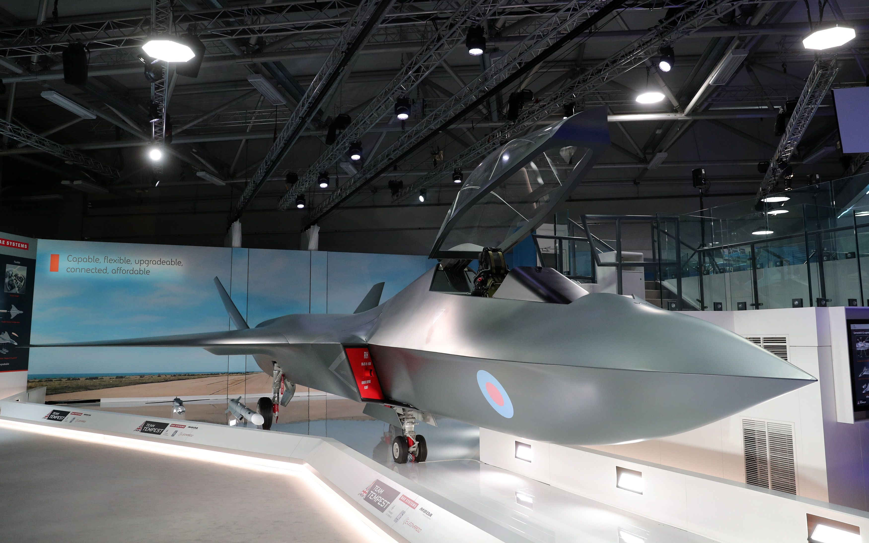 The U.K.'s New Fighter Jet Has a Radar System That's Just Ridiculous