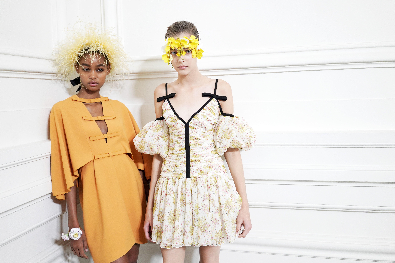 The Best Beauty Looks from Paris Fashion Week