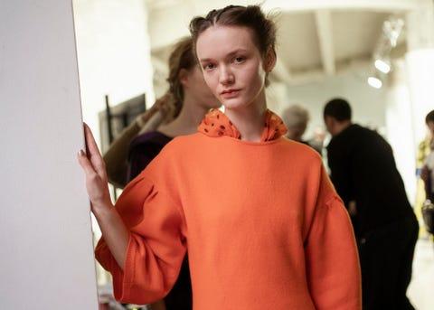 Junko Shimada : Backstage - Paris Fashion Week Womenswear Fall/Winter 2020/2021