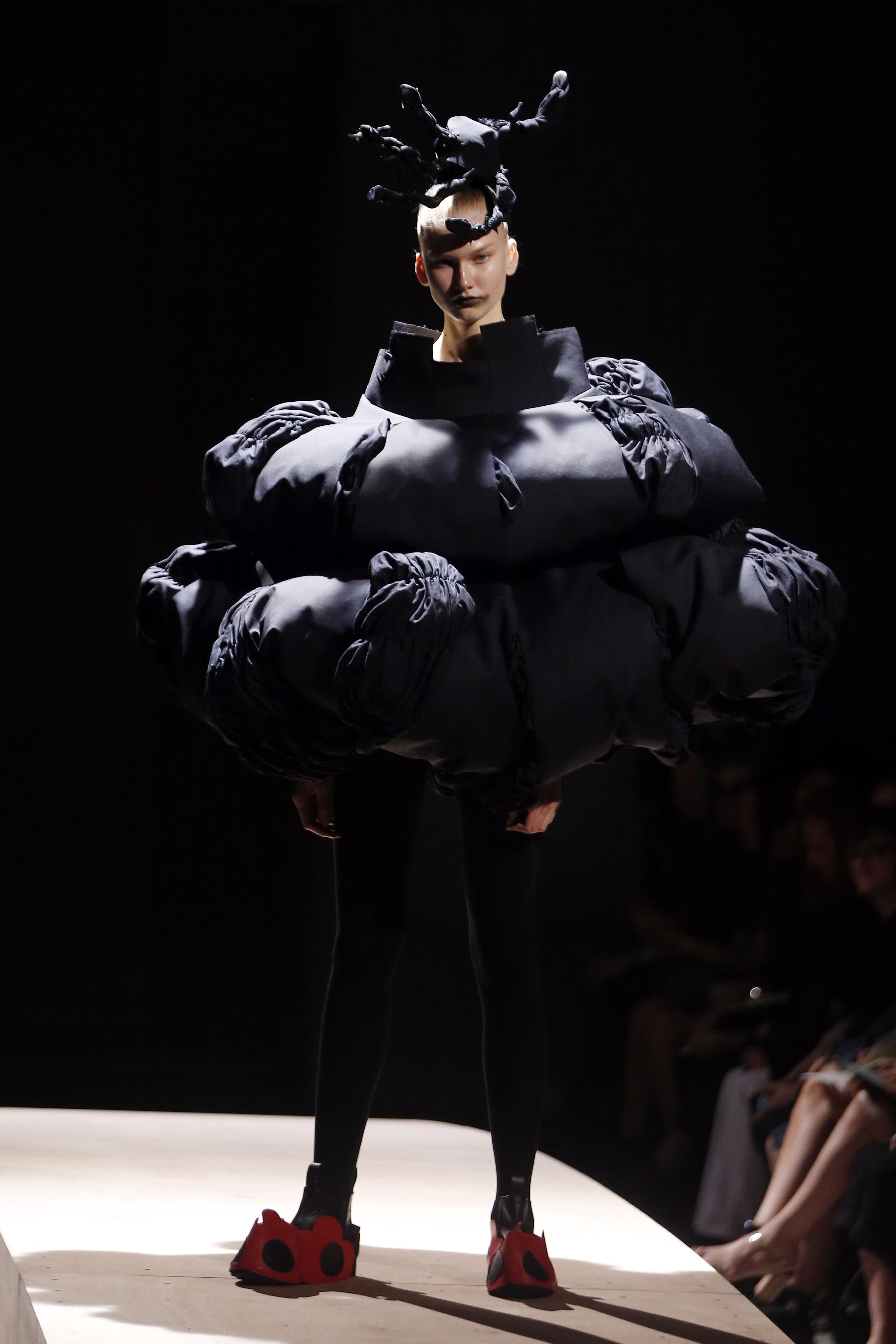 The Disconnect Between Fashion and Reality