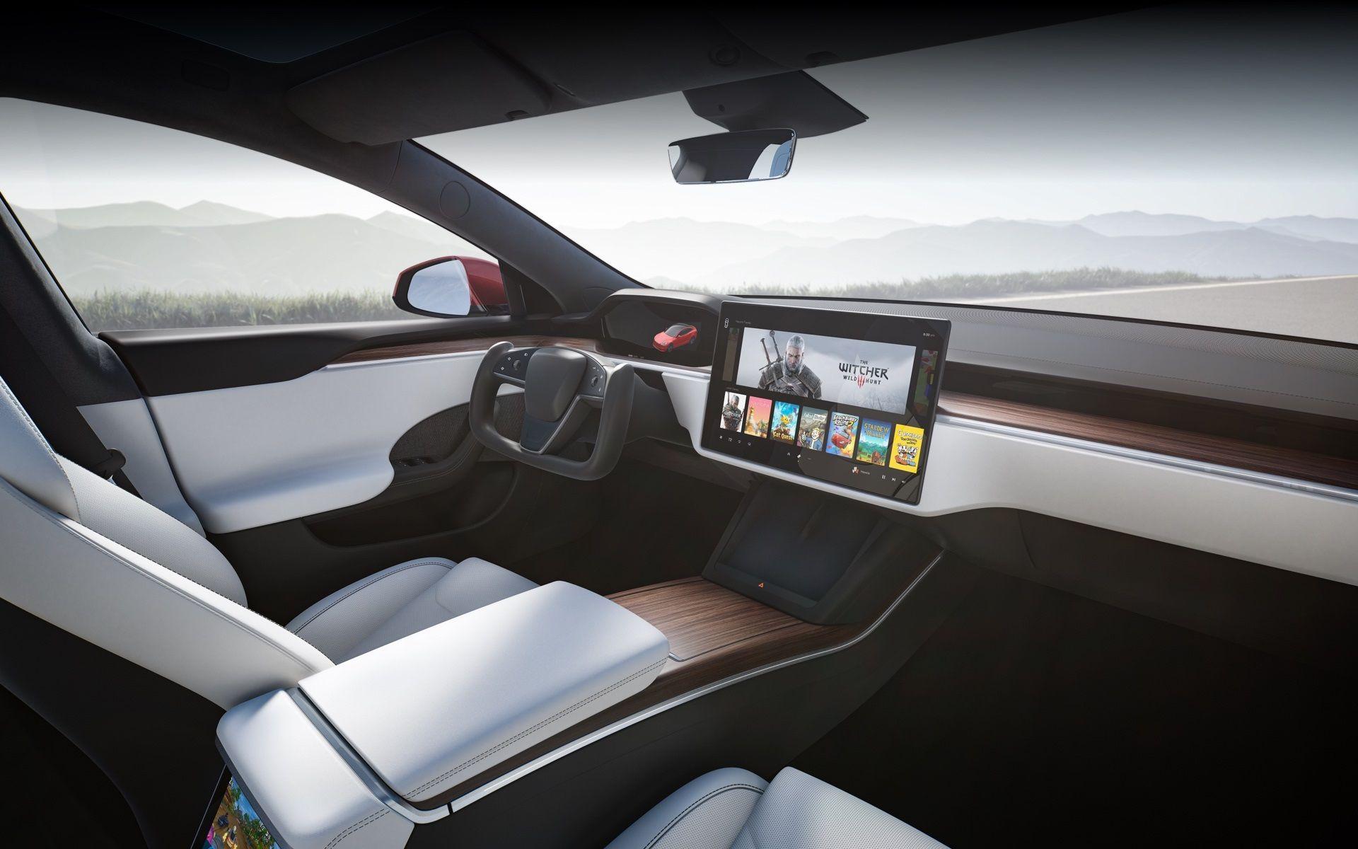 Tesla Model S y Model X 2021: Toques futuristas y más de 1.000 CV