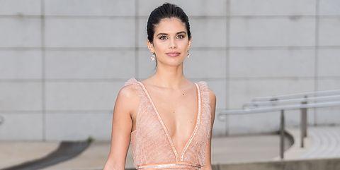 0b1e66592d 2018 CFDA Fashion Awards - Street Sightings. Gilbert CarrasquilloGetty  Images. Victoria s Secret Angel Sara Sampaio ...