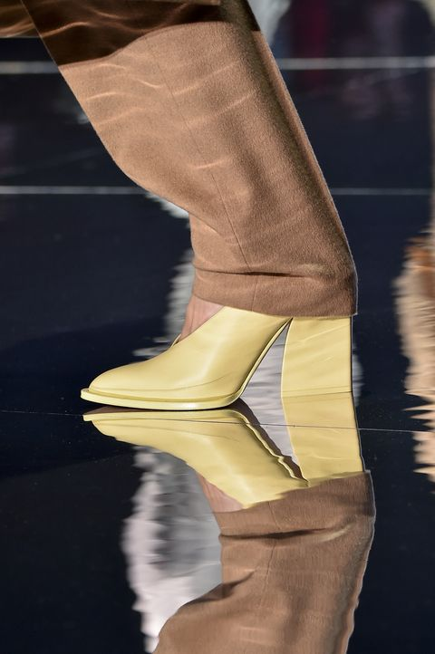 5cfcb90aa77 36 Top Fall Shoe Trends 2019 from New York Fashion Week Runways