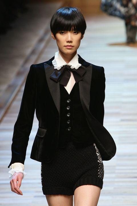 D&G: Milan Fashion Week Womenswear A/W 2010