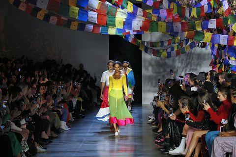 Prabal Gurung - Runway - September 2018 - New York Fashion Week