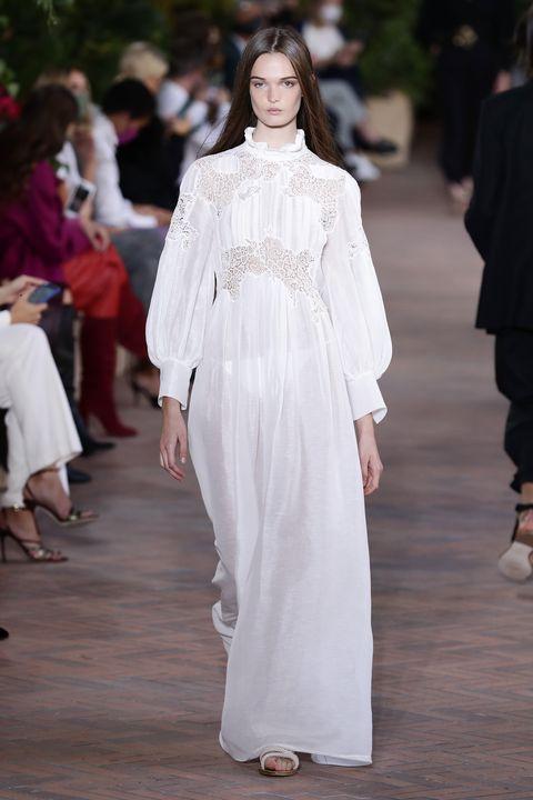 alberta ferretti   runway   milan fashion week springsummer 2021