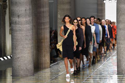 Bottega Veneta - Runway - Milan Fashion Week Spring/Summer 2020