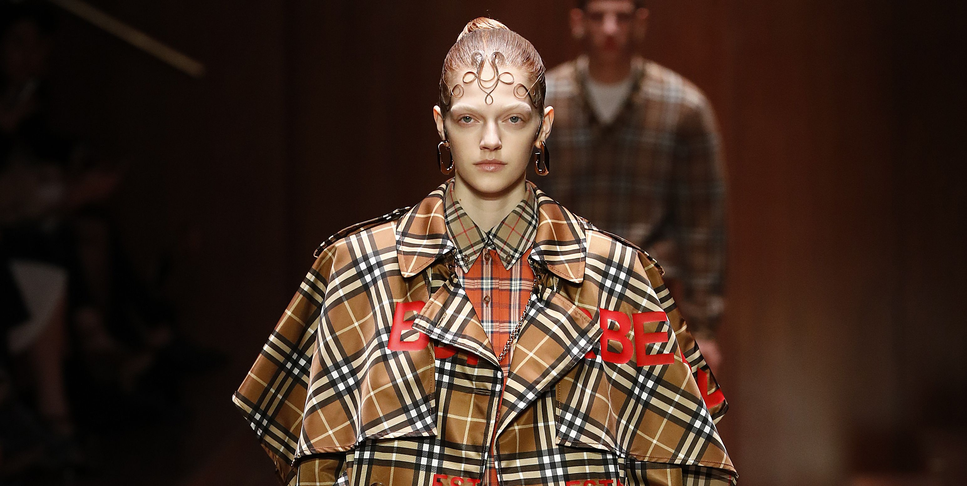 Burberry - Runway - LFW February 2019