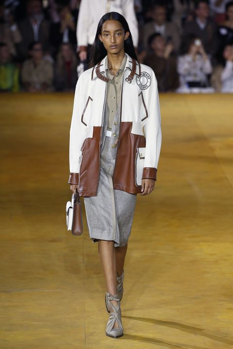 Burberry - Runway - LFW September 2019