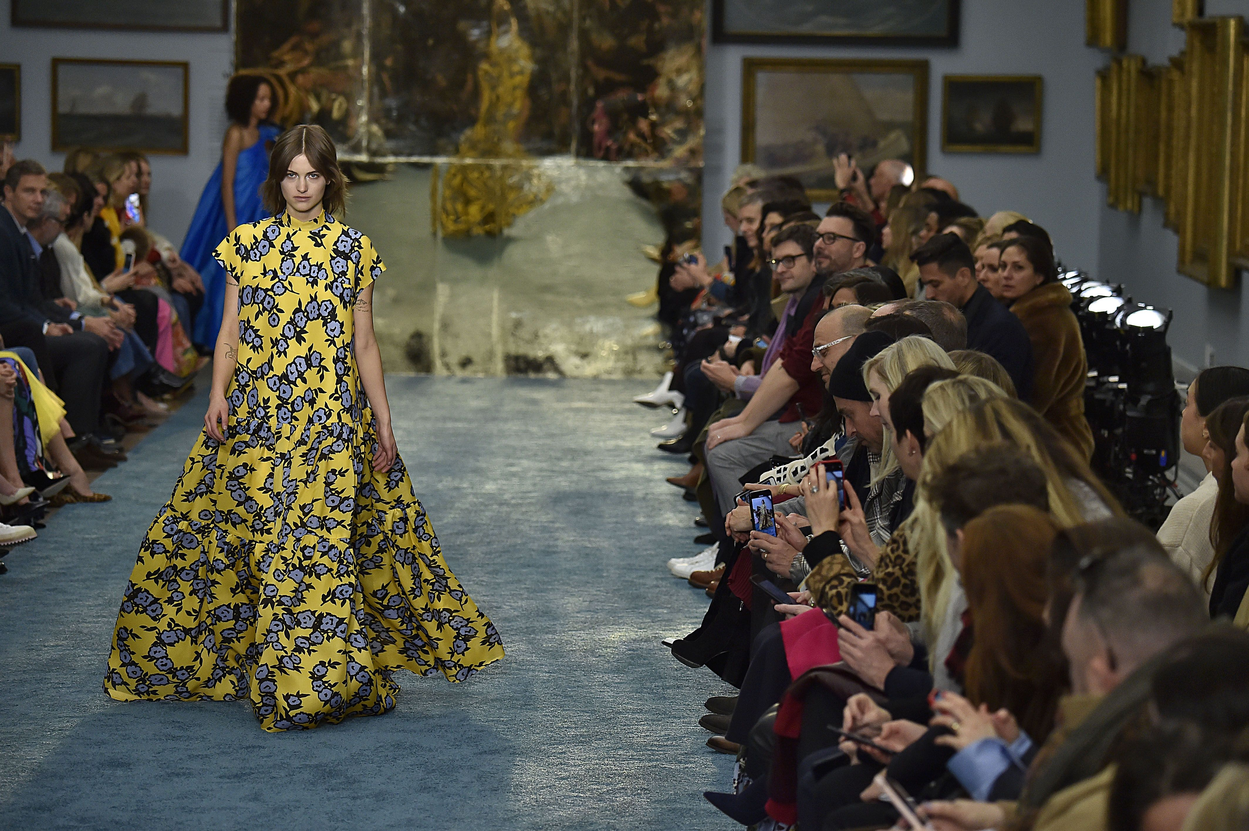 Carolina Herrera - Runway - February 2019 - New York Fashion Week