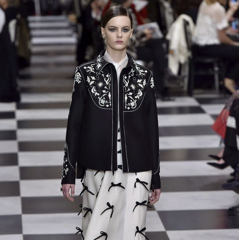 f4249237 Christian Dior - Spring Summer 2018 Runway - Paris Haute Couture Fashion  Week. CatwalkingGetty Images. The Dior FW 2019 show ...