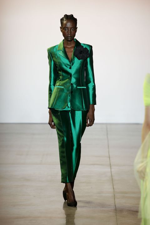 Christopher John Rogers - Runway - September 2019 - New York Fashion Week