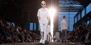 Ermenegildo Zegna - Runway - Milan Men's Fashion Week Spring/Summer 2020