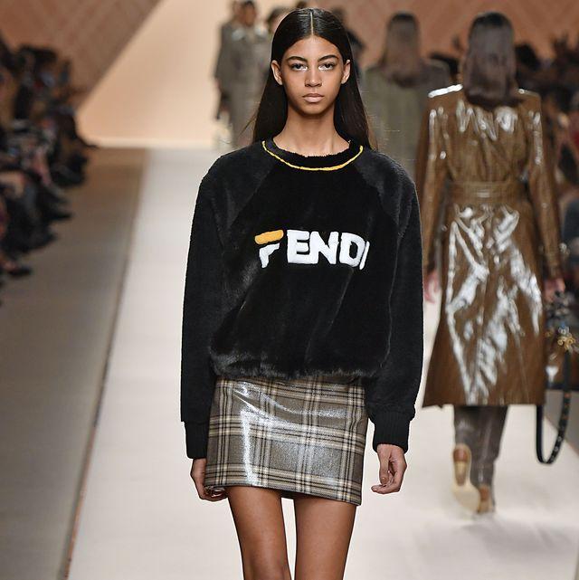 Fendi - Runway - Milan Fashion Week Fall/Winter 2018/19