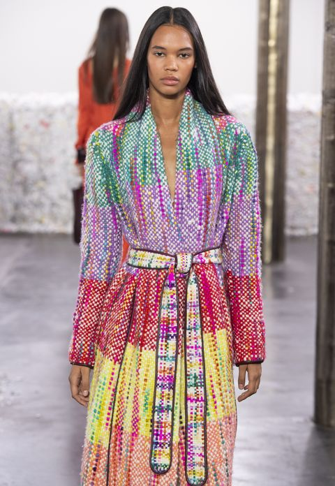 gabriela hearst   runway   february 2020   new york fashion week