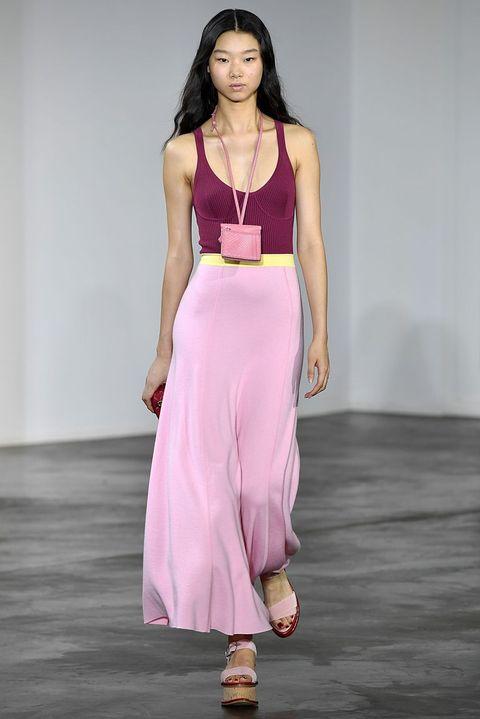 gabriela hearst   runway   september 2018   new york fashion week