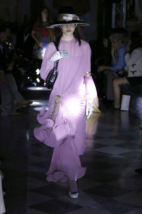 Gucci Cruise 2020 - Fashion Show in Rome