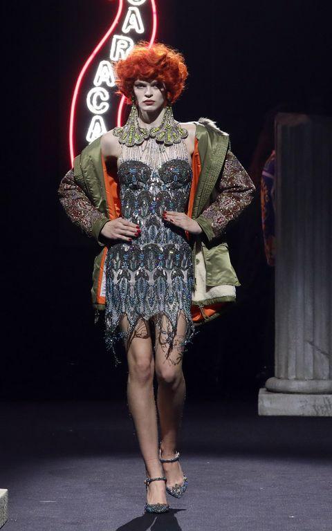 Moschino - Runway - Menswear Collection Autumn/Winter 2019/20