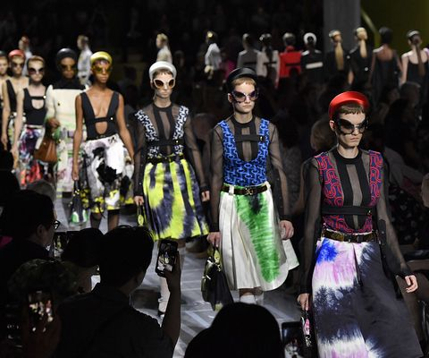 prada   runway   milan fashion week springsummer 2019