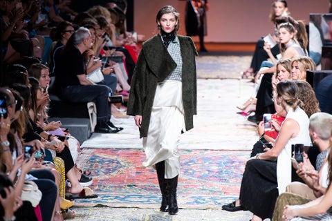 Roberto Verino - Mercedes-Benz Madrid Fashion Week SS19