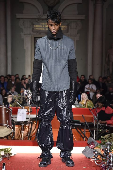 Telfar Fashion Show At Pitti Immagine Uomo 97