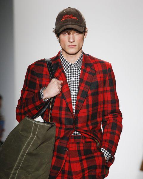 Todd Snyder - Runway - New York Fashion Week: Men's
