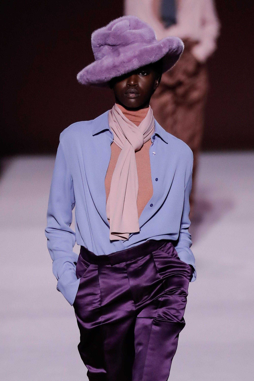 Tom Ford FW 2019 - Runway - New York Fashion Week: The Shows