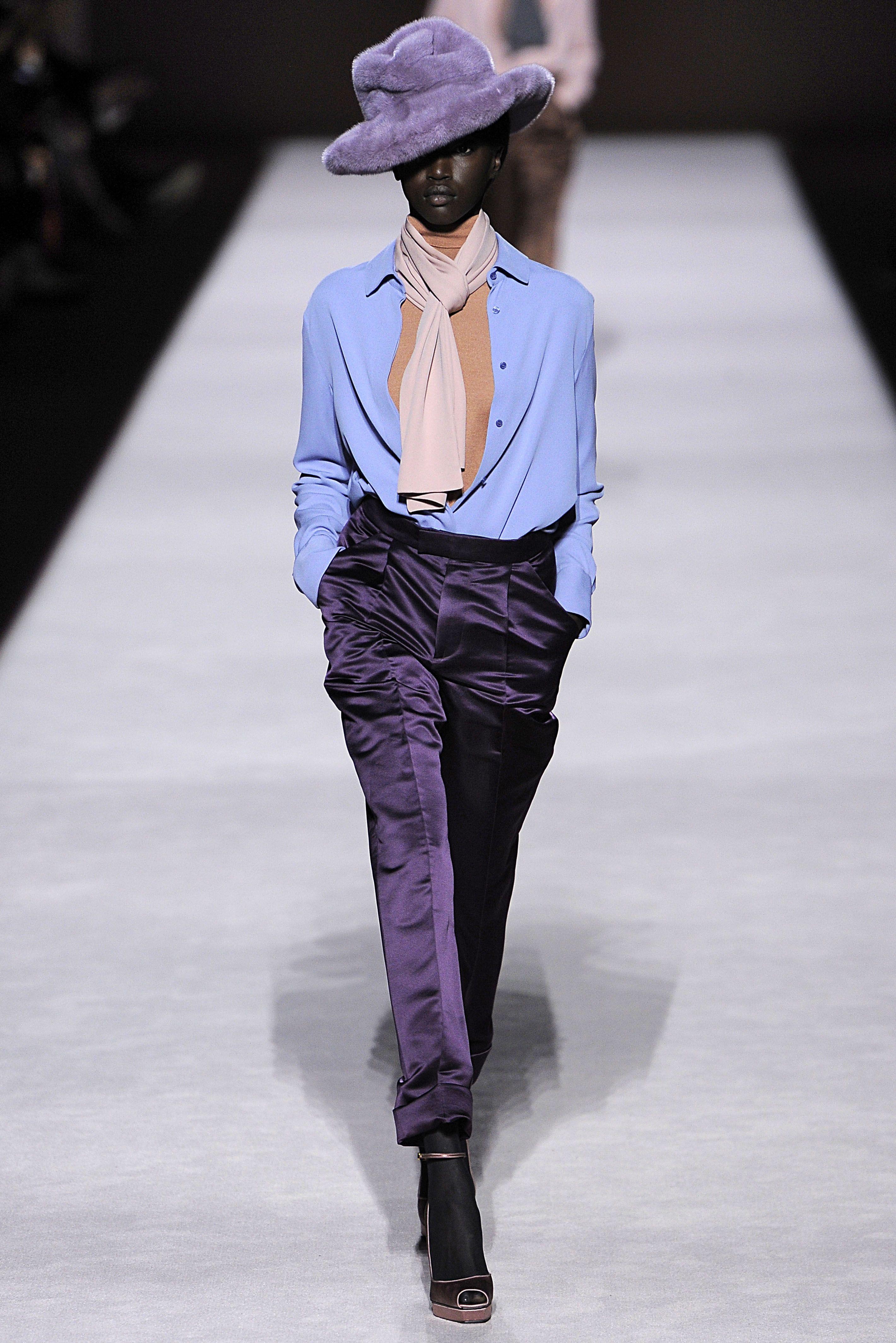 Tom Ford - Runway - New York Fashion Week