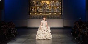 Guo Pei: Autumn/Winter 2019/20 Alternate Universe Couture Collection - Catwalk Show in London
