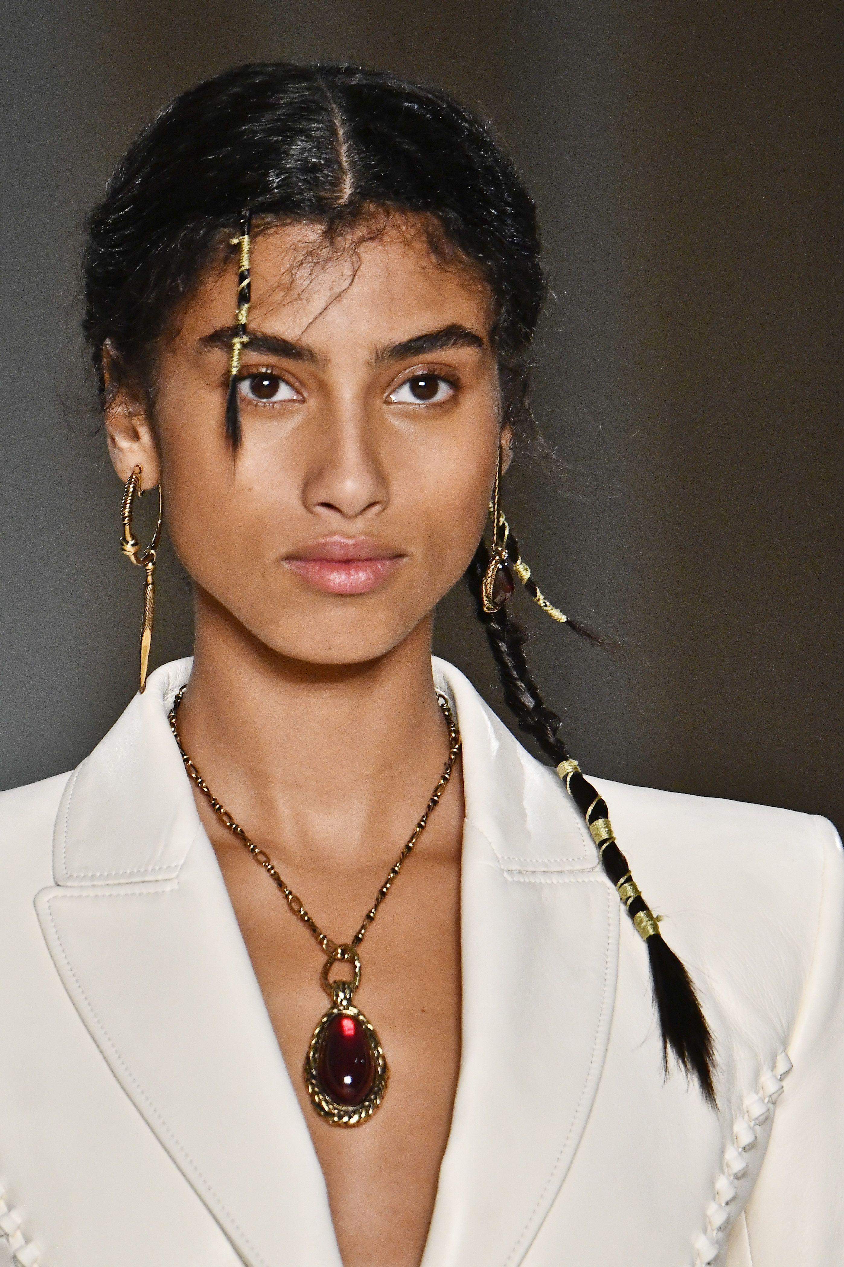 2020 Summer Hair Trends.The Best Hair Looks From The Spring 2020 Runways Spring