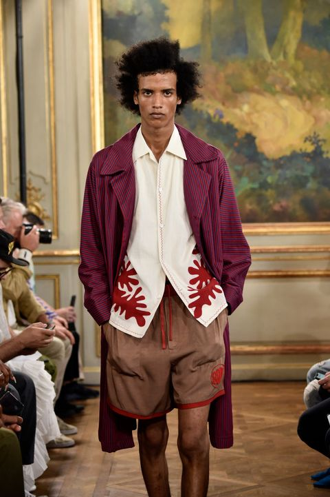 Bode : Runway - Paris Fashion Week - Menswear Spring/Summer 2020