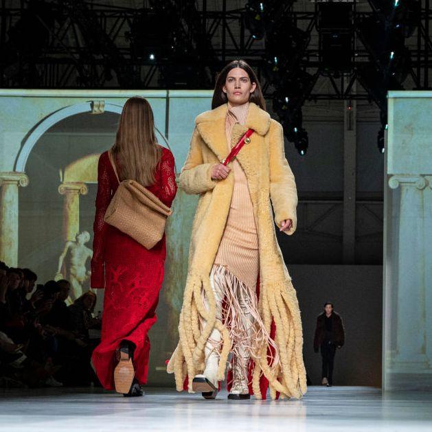 Fall 2020 Runways In Milan Best Looks From Milan Fashion Week