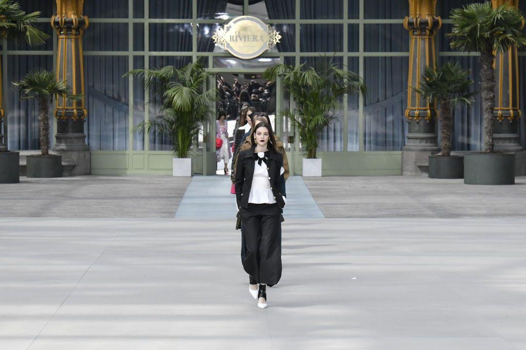 Chanel elige la isla italiana de Capri para presentar la colección Crucero 2021