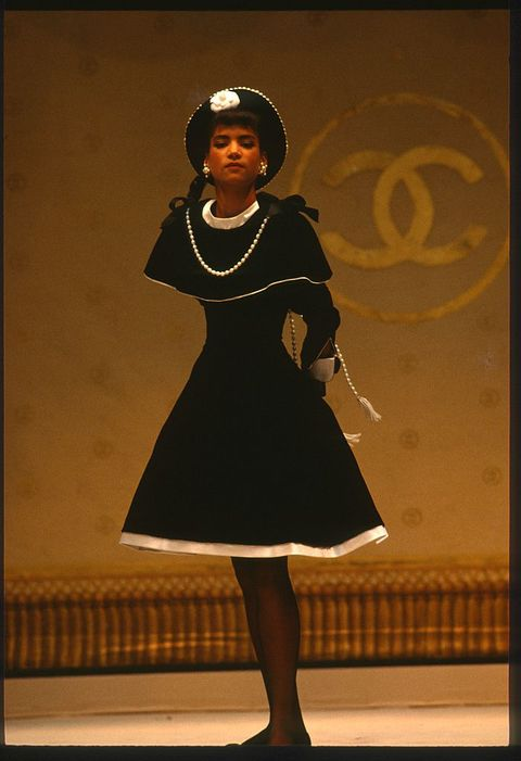 Chanel - Runway - Haute Couture Fall/Winter 1986-1987