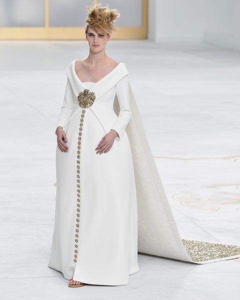 chanel  runway   paris fashion week  haute couture fallwinter 2014 2015