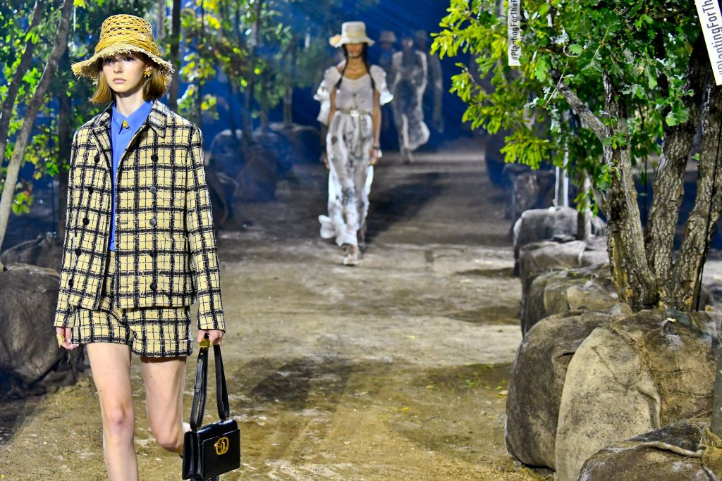 Dior teams up with the Louvre to help restore Tuileries Garden